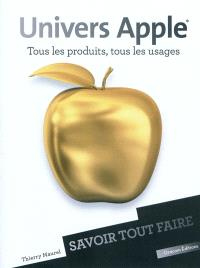 Univers Apple : tous les produits, tous les usages
