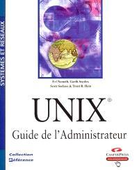 Unix : guide de l'administrateur