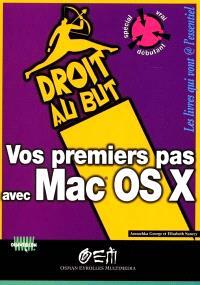 Vos premiers pas avec Mac OS X