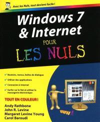 Windows 7 & Internet pour les nuls