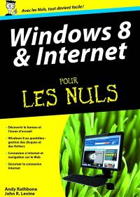 Windows 8 & Internet pour les nuls