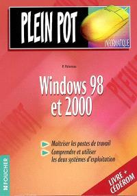 Windows 98 et 2000