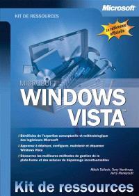 Windows Vista : kit de ressources techniques