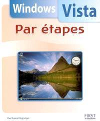Windows Vista par étapes