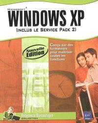 Windows XP : inclus le Service Pack 2