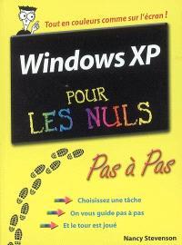 Windows XP pour les nuls : pas à pas