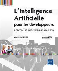 L'intelligence artificielle pour les développeurs : concepts et implémentations en Java