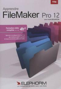 Apprendre FileMaker Pro 12