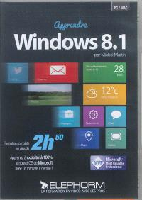 Apprendre Windows 8.1