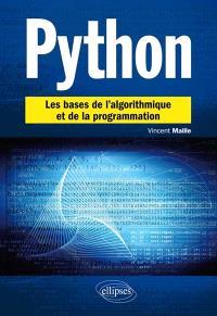 Python : les bases de l'algorithmique et de la programmation