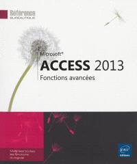 Access 2013 : fonctions avancées