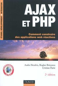 Ajax et PHP : comment construire des applications Web réactives