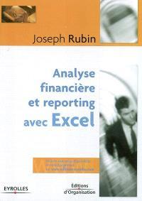 Analyses financières et reporting avec Excel