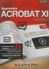 Apprendre Acrobat XI