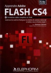 Apprendre Adobe Flash CS4