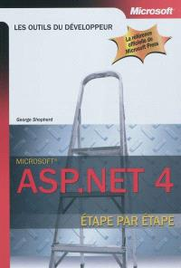 ASP.Net 4 : étape par étape