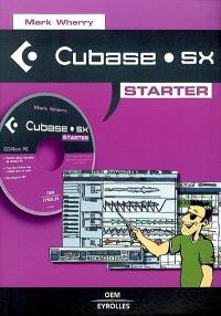 Cubase SX starter