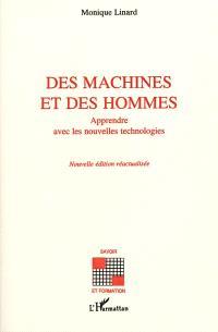 Des machines et des hommes : apprendre avec les nouvelles technologies