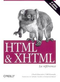 HTML & XHTML, la référence