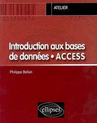 Introduction aux bases de données Access