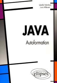 Java : autoformation