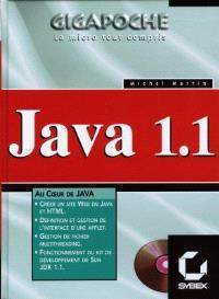 Java 1.1 Gigapoche