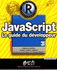 JavaScript : le guide du développeur