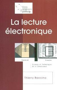 La lecture électronique