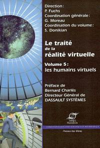 Le traité de la réalité virtuelle. Volume 5, Les humains virtuels