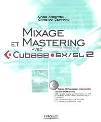Mixage et mastering avec Cubase SX-SL 2