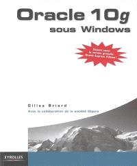 Oracle 10g sous Windows