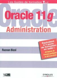 Oracle 11G administration