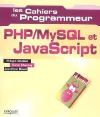 PHP-MySQL et JavaScript