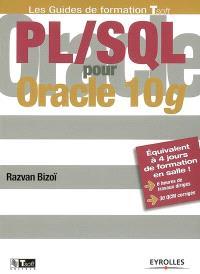 PL-SQL pour Oracle 10g