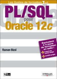 PL-SQL pour Oracle 12c