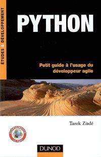 Python : petit guide à l'usage du développeur agile