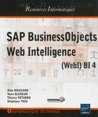 SAP BusinessObjects Web Intelligence : Webl Bl 4