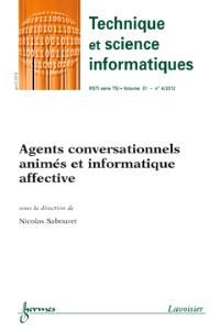 Technique et science informatiques. n° 4 (2012), Agents conversationnels animés et informatique affective