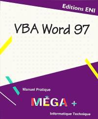 VBA Word 97
