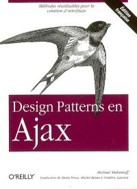 Design patterns en Ajax : méthodes réutilisables pour la création d'interfaces