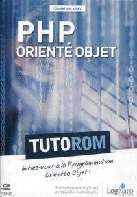 Tutorom PHP orienté objet : initiez-vous à la programmation orientée objet