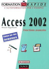 Access 2002 : fonctions avancées