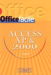 Access XP 2002 & 2000