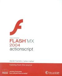 Actionscript pour Flash MX 2004