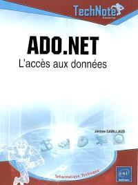 ADO.Net : l'access aux données