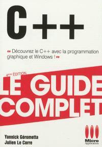 C++ : découvrez le C++ avec la programmation graphique et Windows