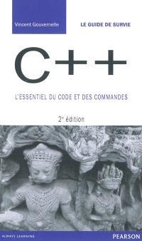 C++ : l'essentiel du code et des commandes
