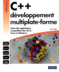 C++ développement multiplate-forme : créez des applications compatibles Mac OS X, Linux et Windows