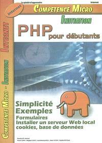 Compétence Micro-Initiation. n° 29, PHP pour débutants