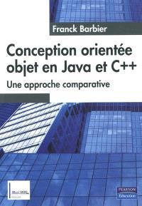 Conception orientée objet en Java et C++ : une approche comparative